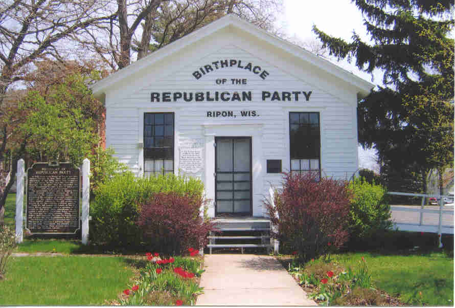 Help Save Our Little White Schoolhouse! - Little White Schoolhouse - City  of Ripon, Wisconsin
